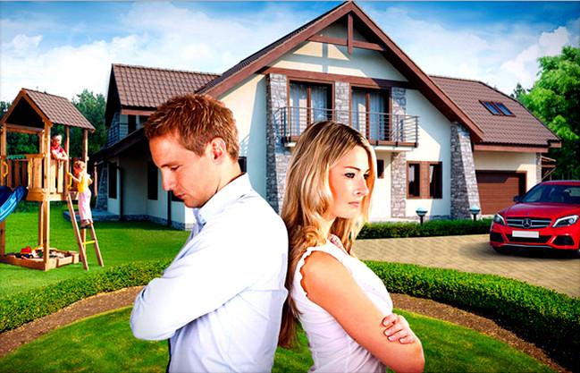 Доля в приватизированной квартире при разводе