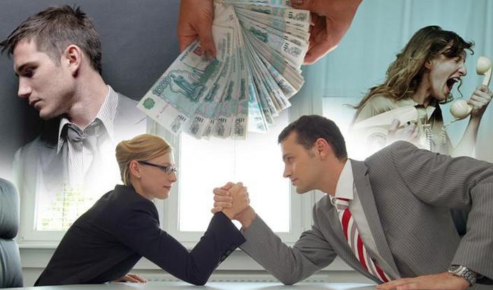 как делится фирма мужа при разводе