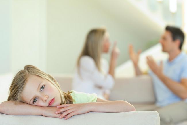 Как оформить развод, если есть несовершеннолетний ребенок