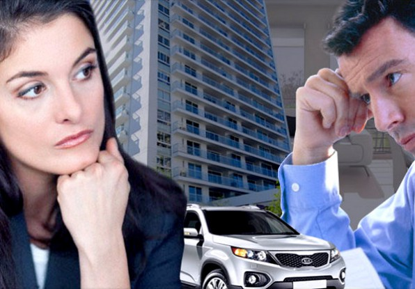 Раздел квартиры в ипотеке: особенности раздела ипотечной квартиры, купленной в браке между бывшими супругами