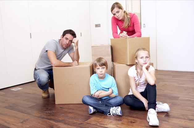 Раздел имущества при наличии детей, как делиться имущество при разводе если есть несовершеннолетний ребенок