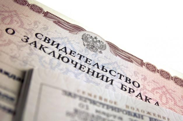 Замена паспорта при заключении брака и смены фамилии: сроки, документы, госпошлина